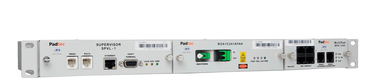 MultiPad MPD-1200 - Características