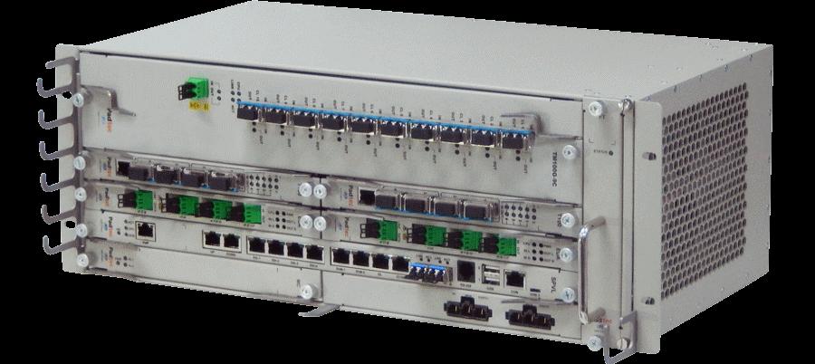 Sub-rack Compacto 4U